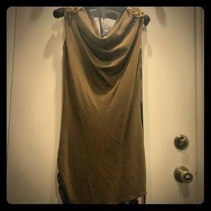 Dresses & Skirts - 💚Army Green Dress💚